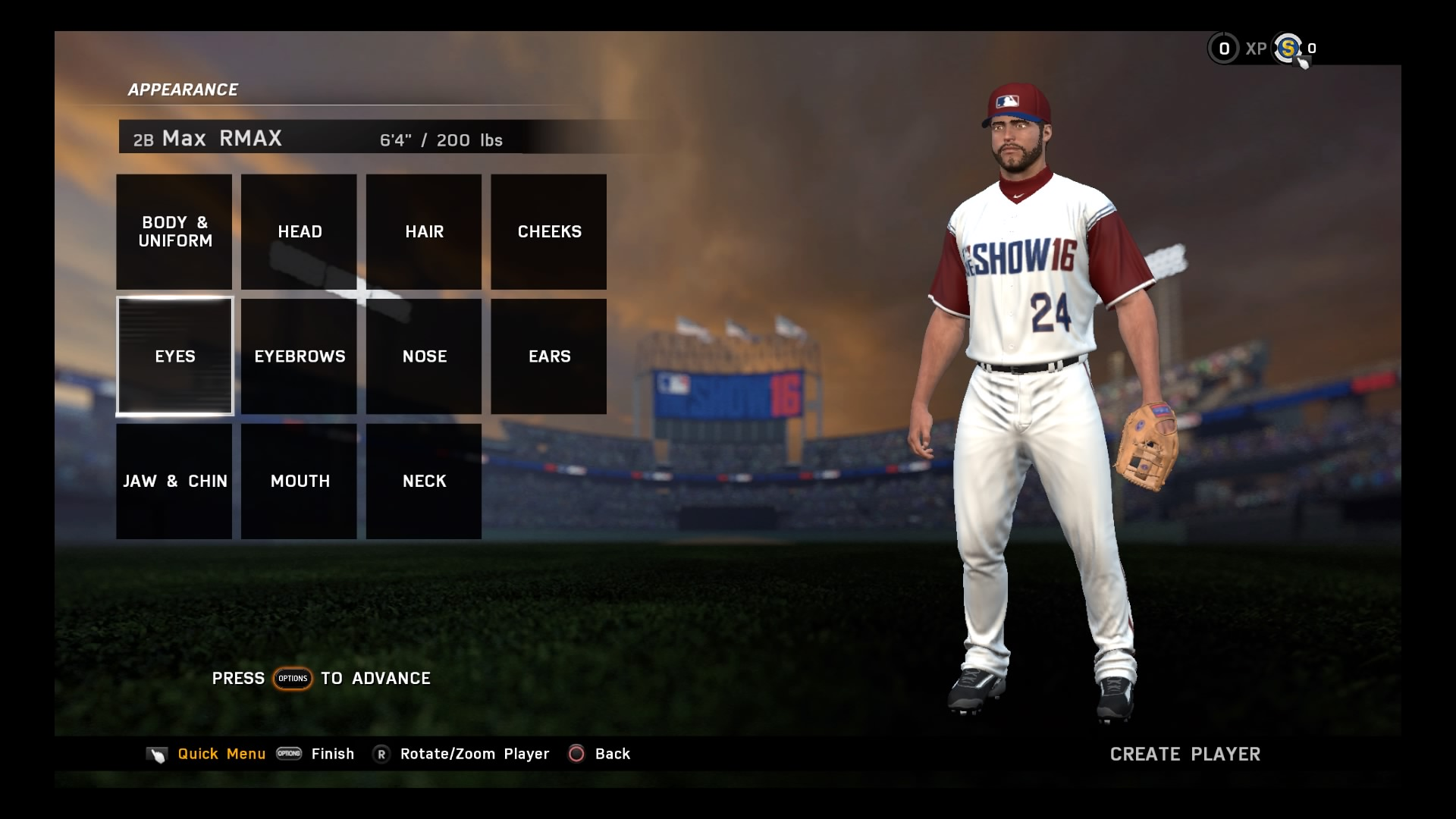 MLB(R) The Show(TM) 16