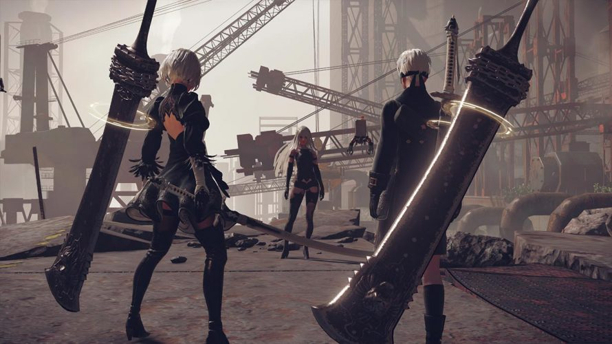 NieR: Automata aura son édition collector en Europe