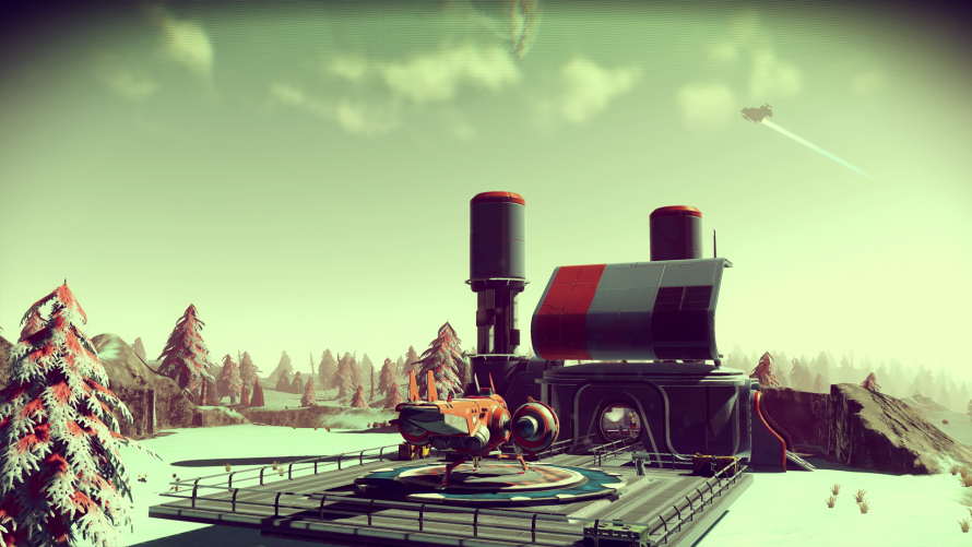 No Man's Sky : 21 minutes de gameplay sur PS4