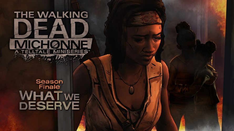 The Walking Dead Michonne : Le trailer final