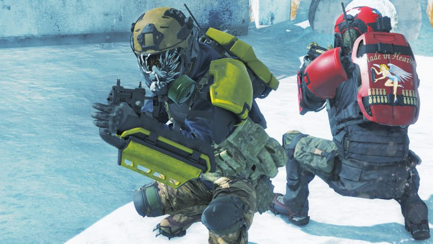 Umbrella Corps : Un petit tour en Antarctique