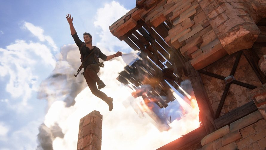 Uncharted 4 : 16 minutes de balade en Jeep