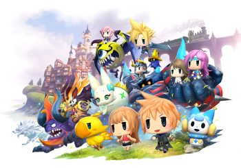 World of Final Fantasy reviendra bientôt sur mobile