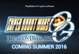 Un trailer en anglais pour Super Robot Taisen OG: The Moon Dwellers sur PS4