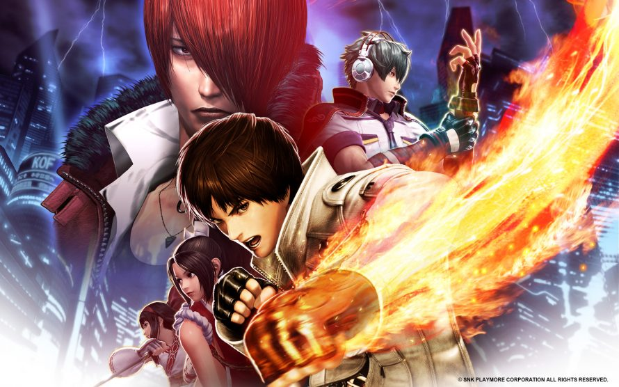 The King of Fighters XIV sortira cet été sur PS4