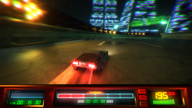 Power Drive 2000 screenshot