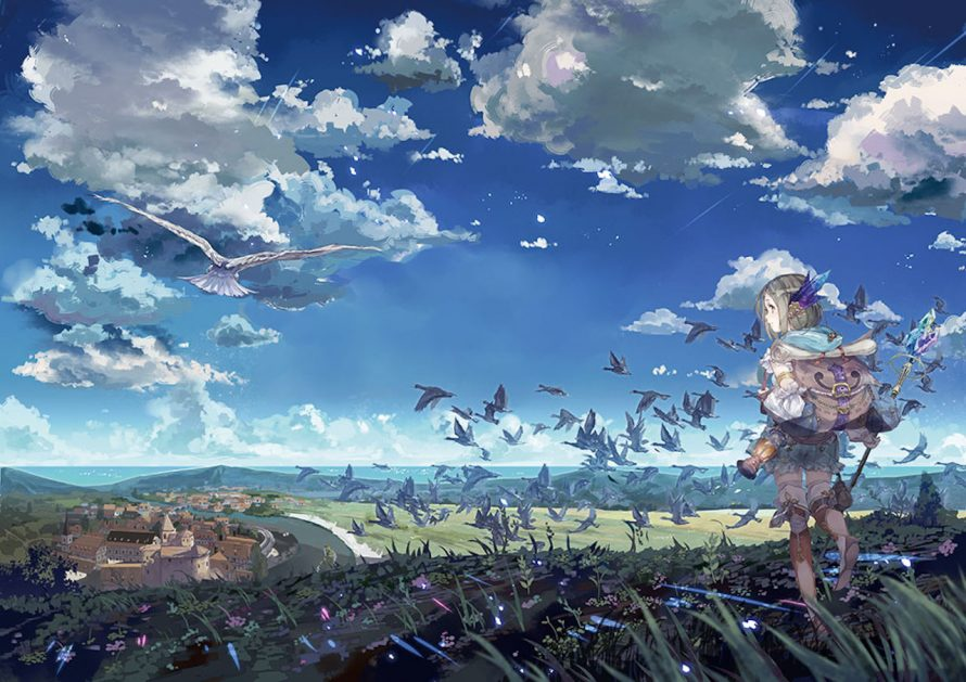 Les premières images de Atelier Firis: The Alchemist of the Mysterious Journey