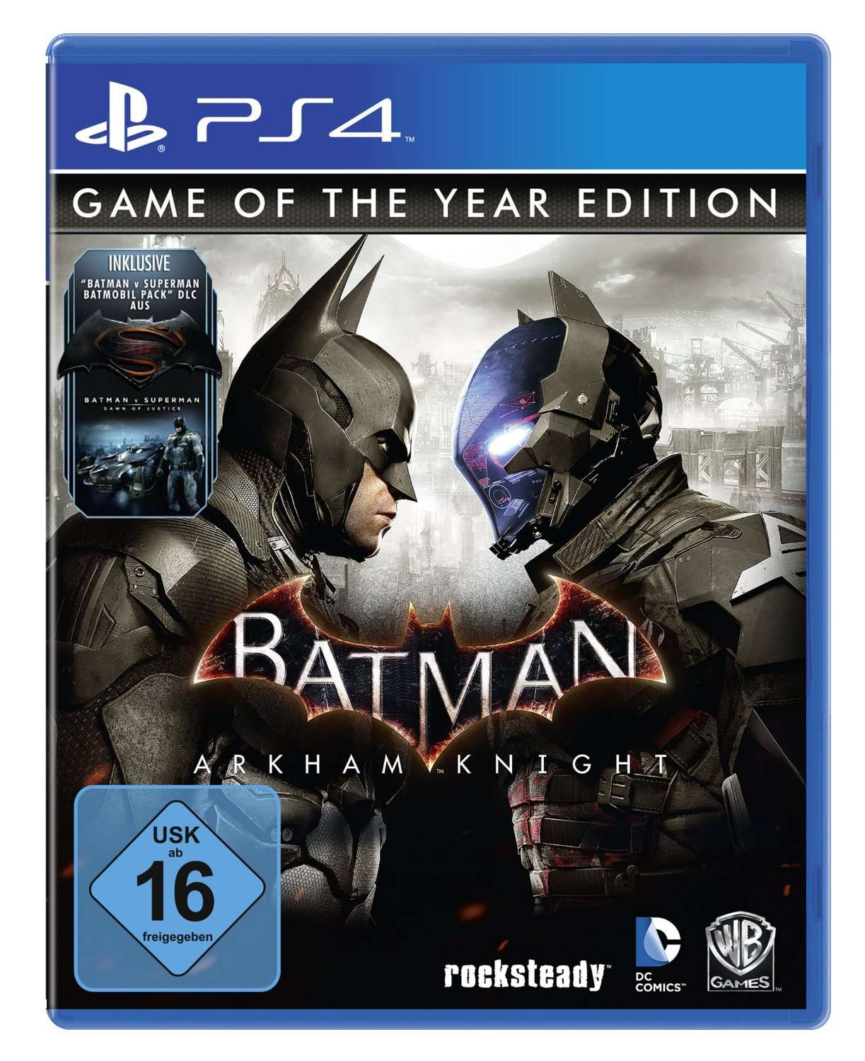 batman arkham knight une dition jeu de l 39 ann e list e