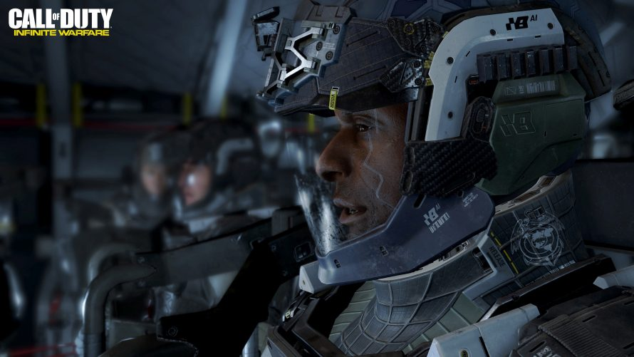 CoD Infinite Warfare et Modern Warfare remastered s'offrent jaquettes et screenshots