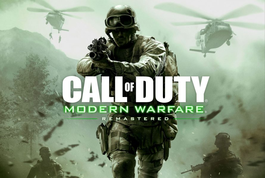 Call of Duty Modern Warfare Remastered sera soutenu sur la durée