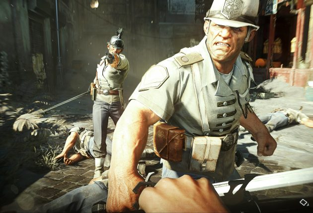 Extension pour Dishonored 2