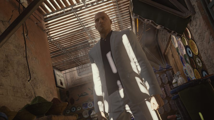 Hitman Episode 3 : Visitez Marrakech en 360°