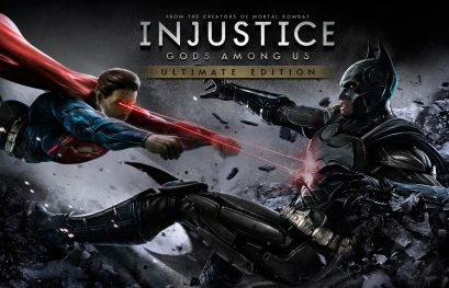 Test Injustice: Gods Among Us Ultimate edition