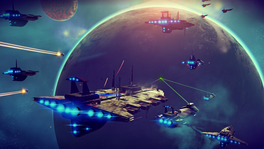 No Man's Sky : Raisons du report et menaces de mort