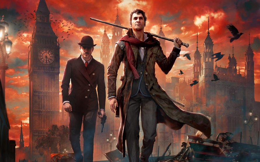 Sherlock Holmes: The Devil's Daughter – Vidéo de gameplay sur PS4