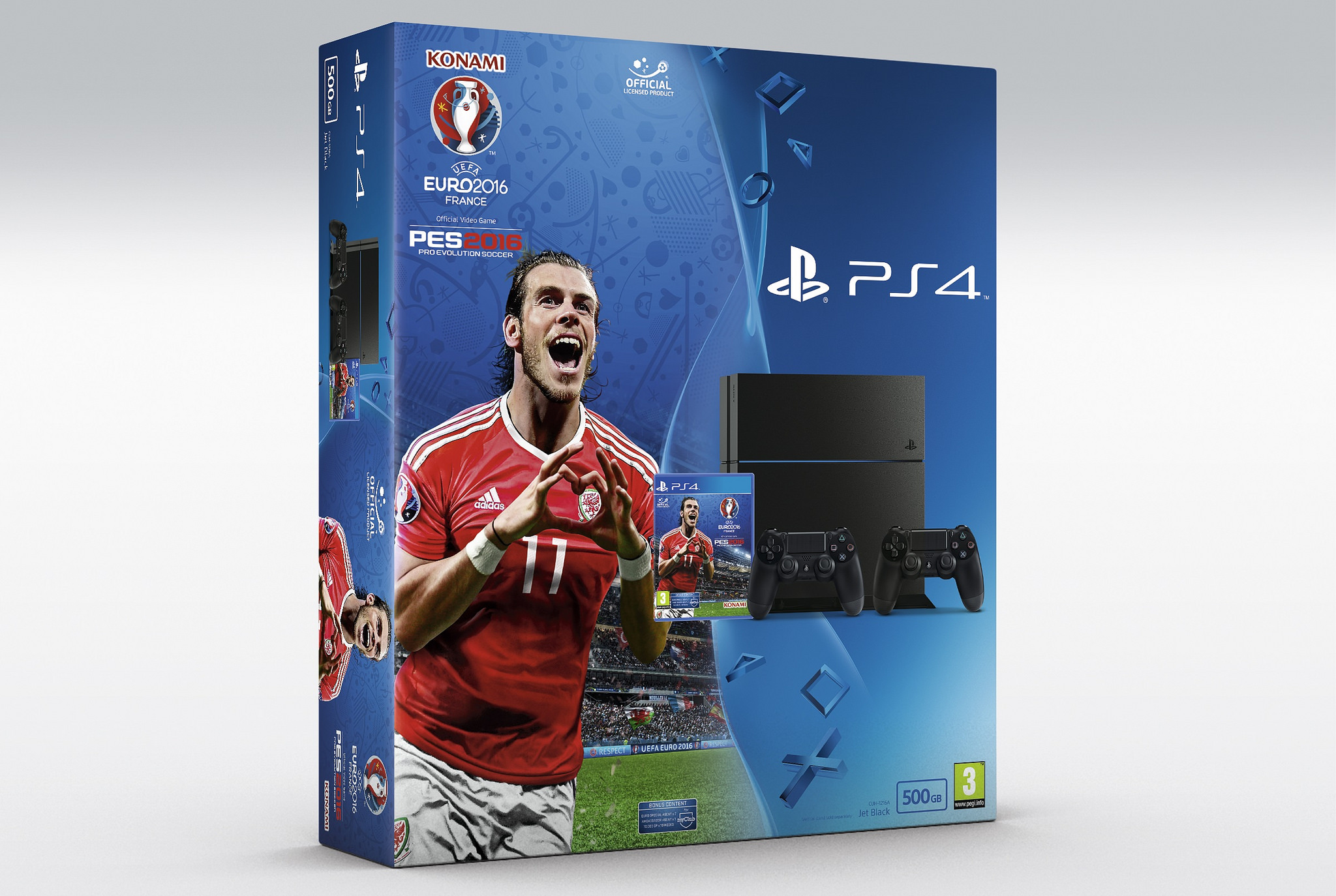 bundle PS4 PES Euro 2016