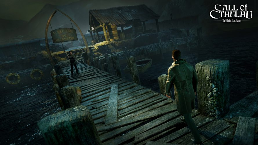Call of Cthulhu : Les premiers screenshots