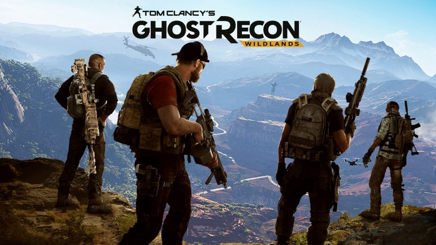 Ghost Recon Wildlands cartonne grave