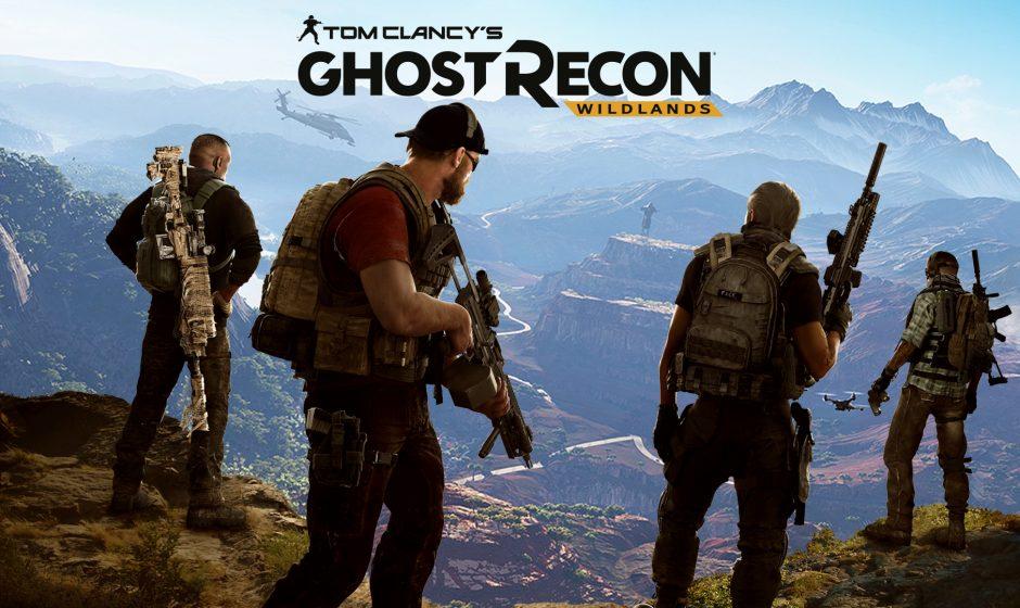 Ghost Recon Wildland dévoile l'opération Skydive dans un nouveau trailer