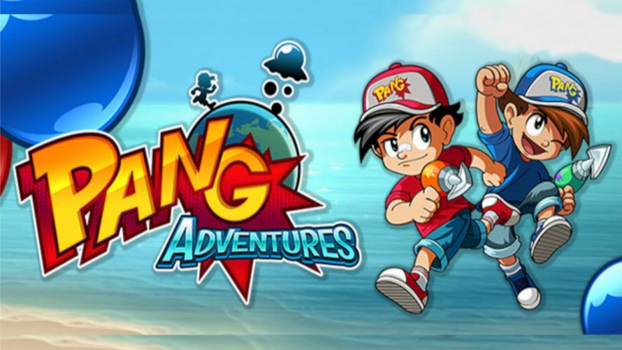 TEST Pang Adventures sur PS4