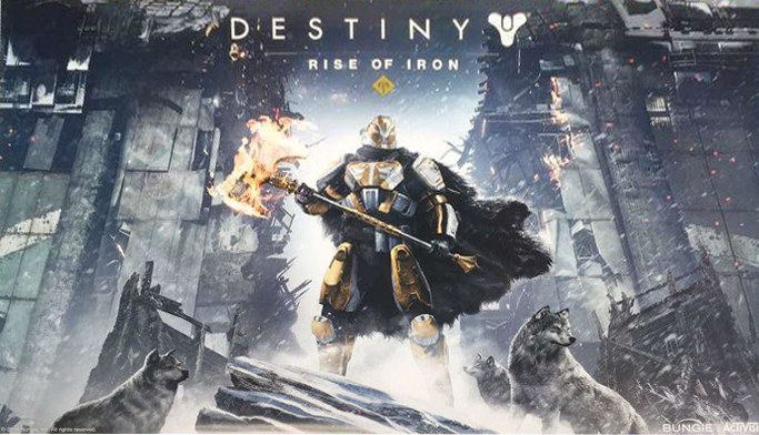 Rise of Iron Destiny