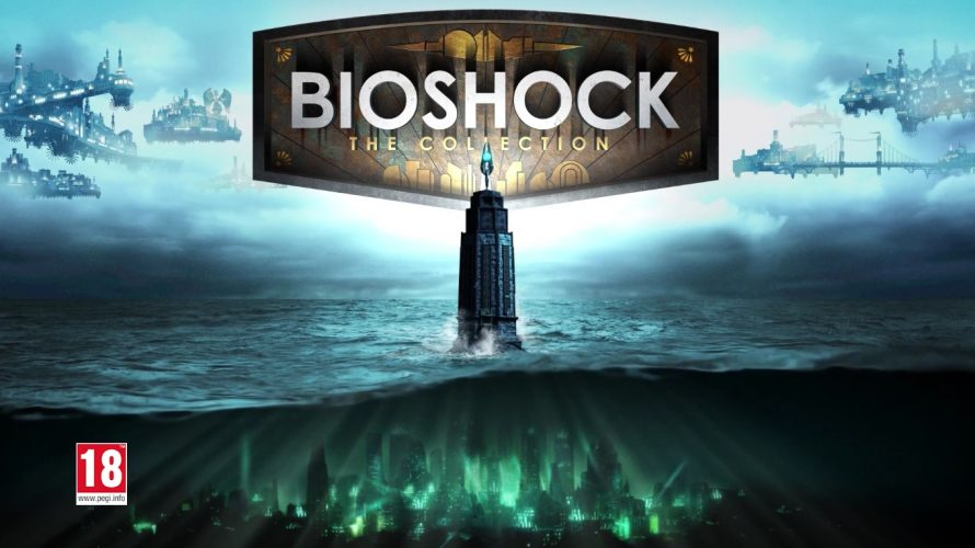 Bioshock The Collection : Trailer et date de sortie