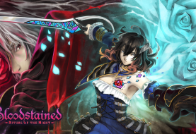 Bloodstained Ritual of the Night repoussé à 2018