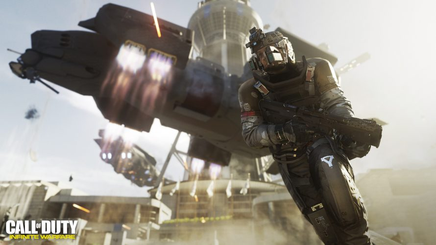 Call of Duty: Infinite Warfare – la map Terminal en bonus de précommande