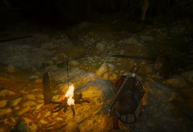 Un easter egg Dark Souls dans The Witcher 3 Blood and Wine