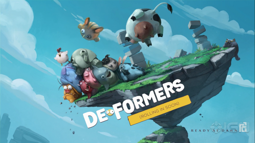 Ready At Dawn annonce De-formers sur PS4