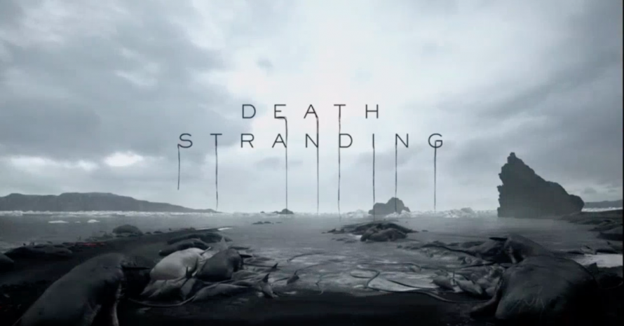 State of Play | Death Stranding : une PlayStation 4 Pro et une manette à l'effigie du jeu