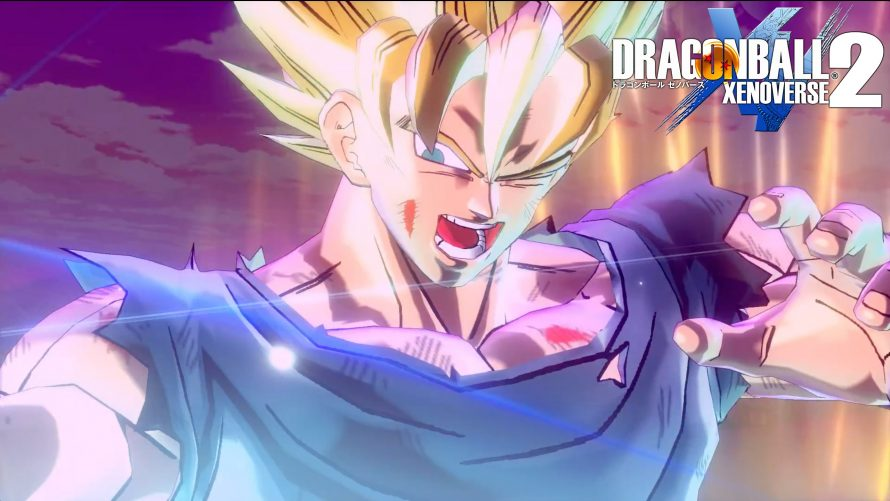 Dragon Ball Xenoverse 2 : Pas de nouvelle race jouable