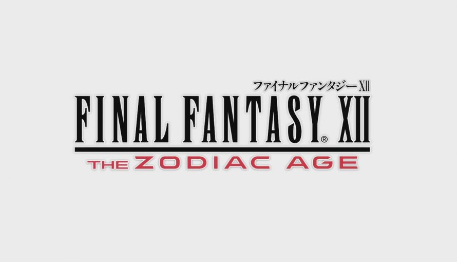 Final Fantasy XII : The Zodiac Edge HD annoncé sur PS4