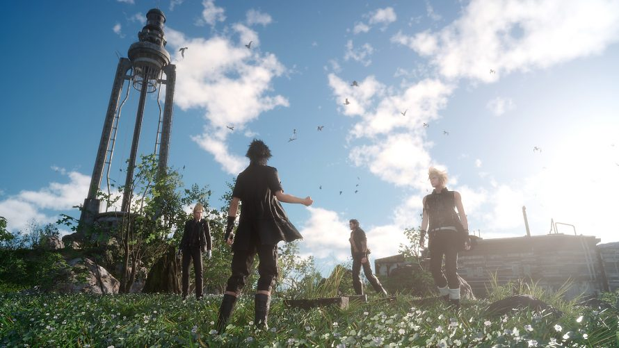 Final Fantasy XV aura droit à son guide collector