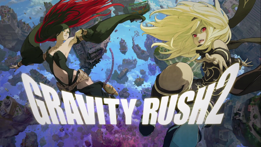 Gravity Rush 2 : 15 minutes de gameplay sur PS4
