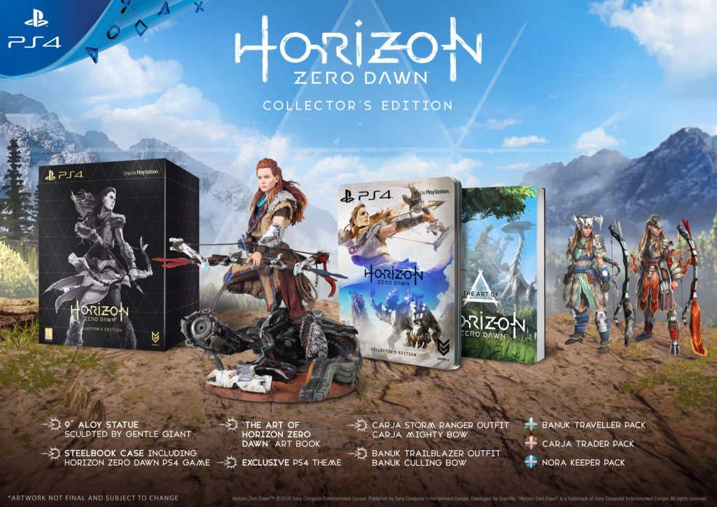 Horizon collector edition
