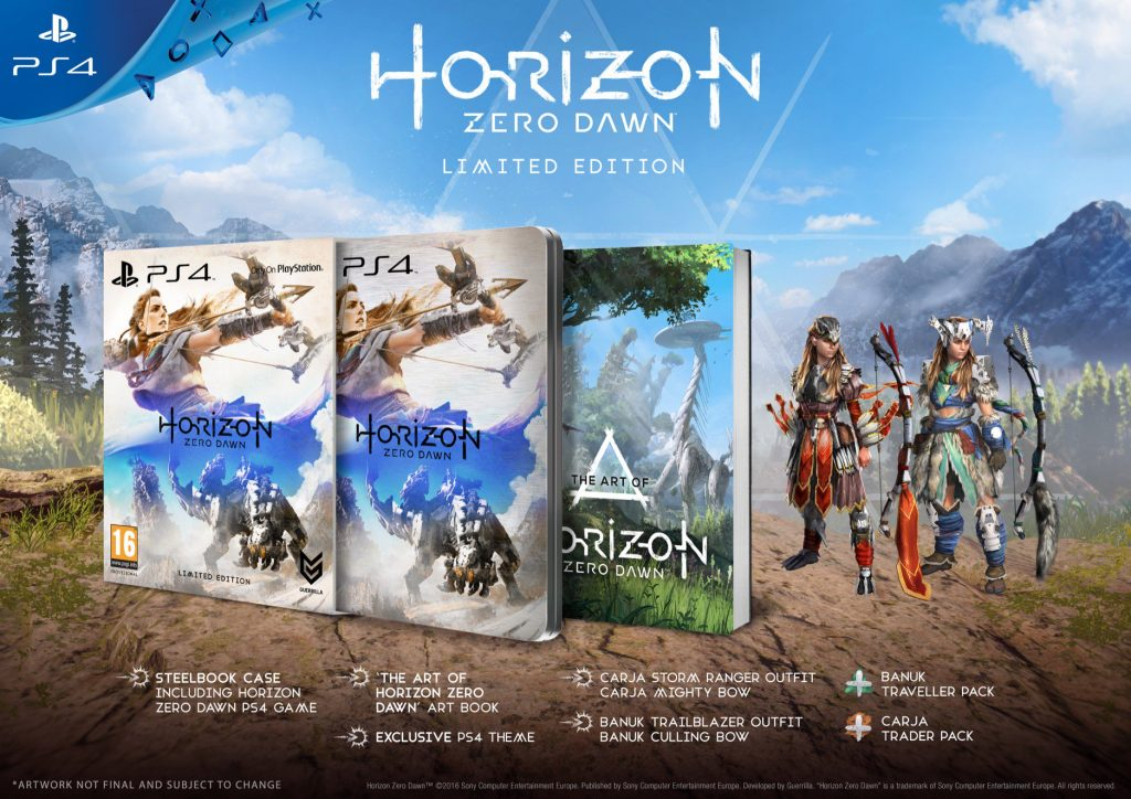 Horizon limited edition