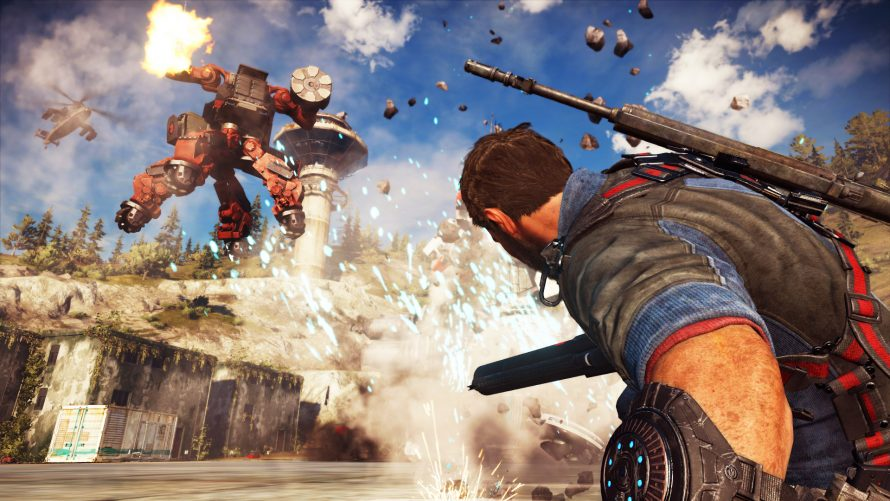 Just Cause 3 Mech Land Assault – Prêt à tout exploser ?