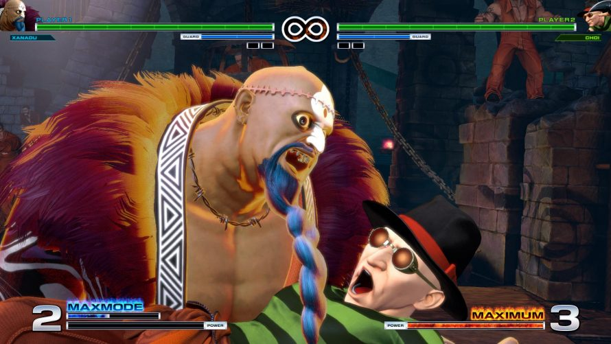 The King of Fighters XIV : Quelques screenshots en 1080p