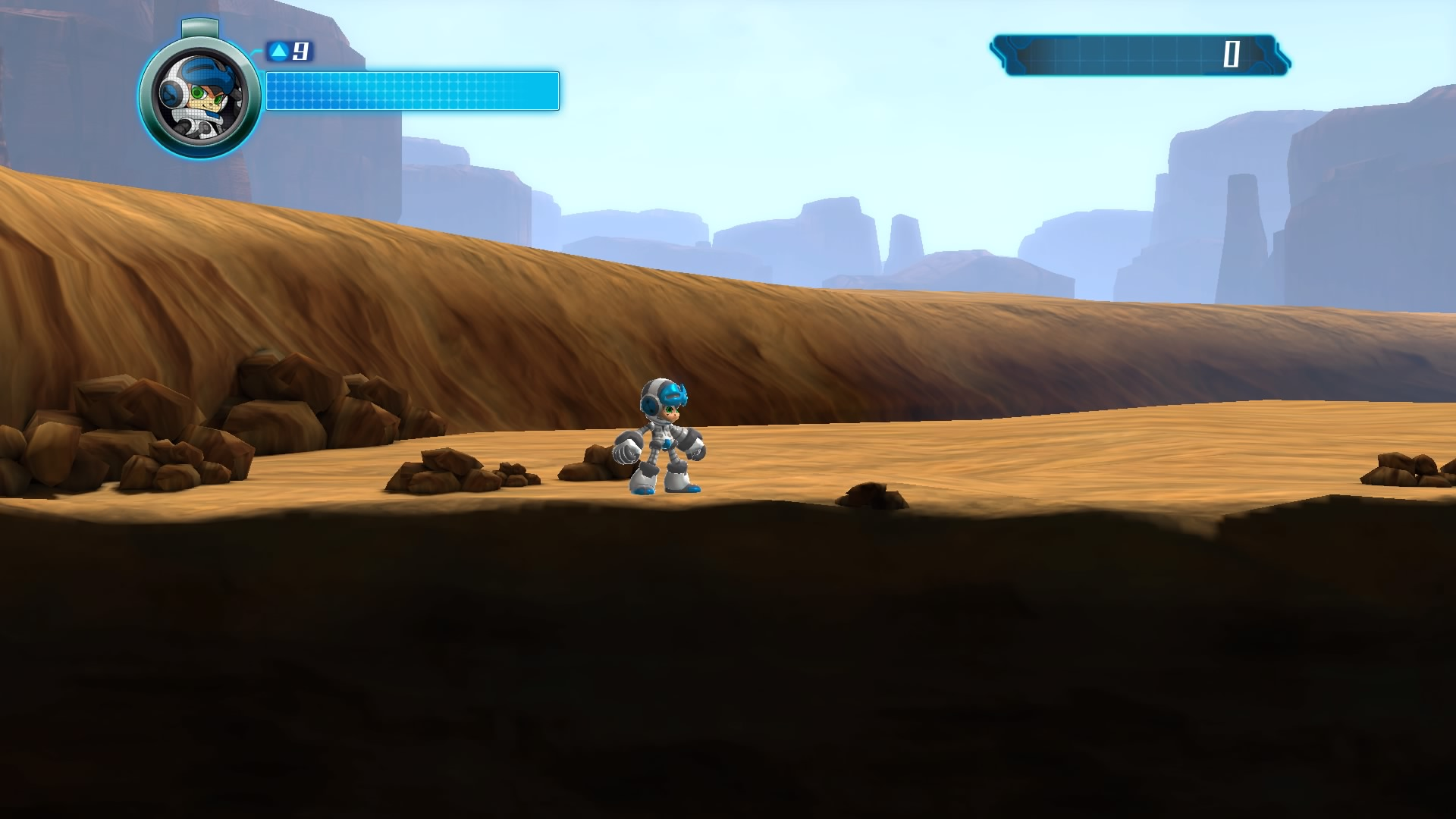 Mighty No. 9 review PS4