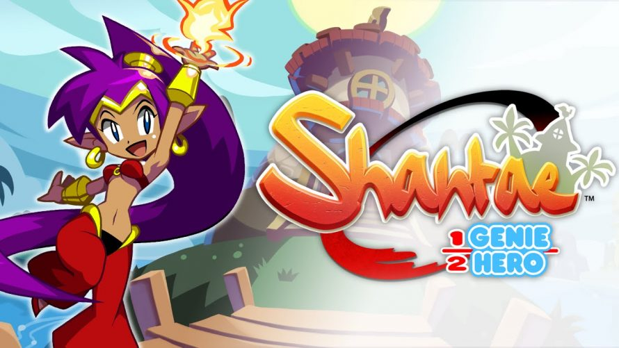 Shantae: 1/2 Genie Hero – Le trailer de gameplay de l'E3 est disponible