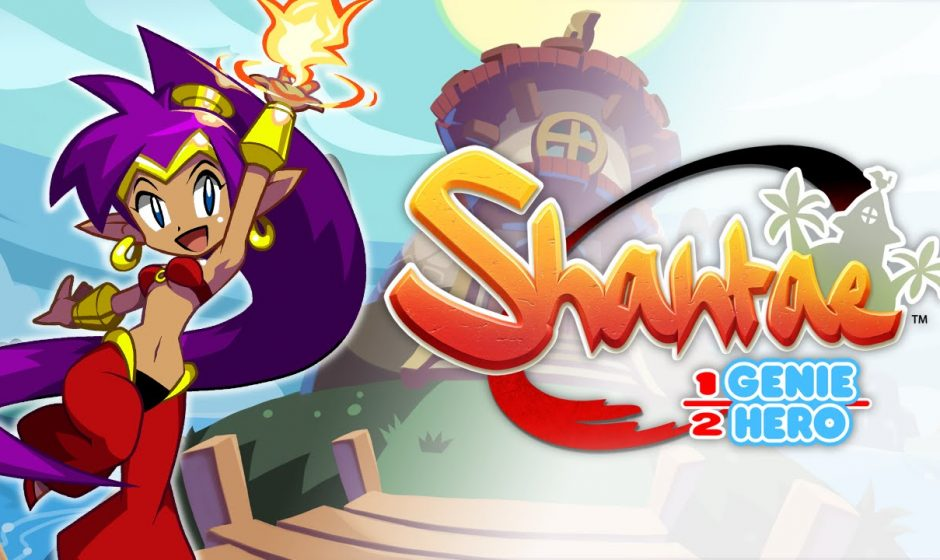 Shantae: 1/2 Genie Hero - Le trailer de gameplay de l'E3 est disponible