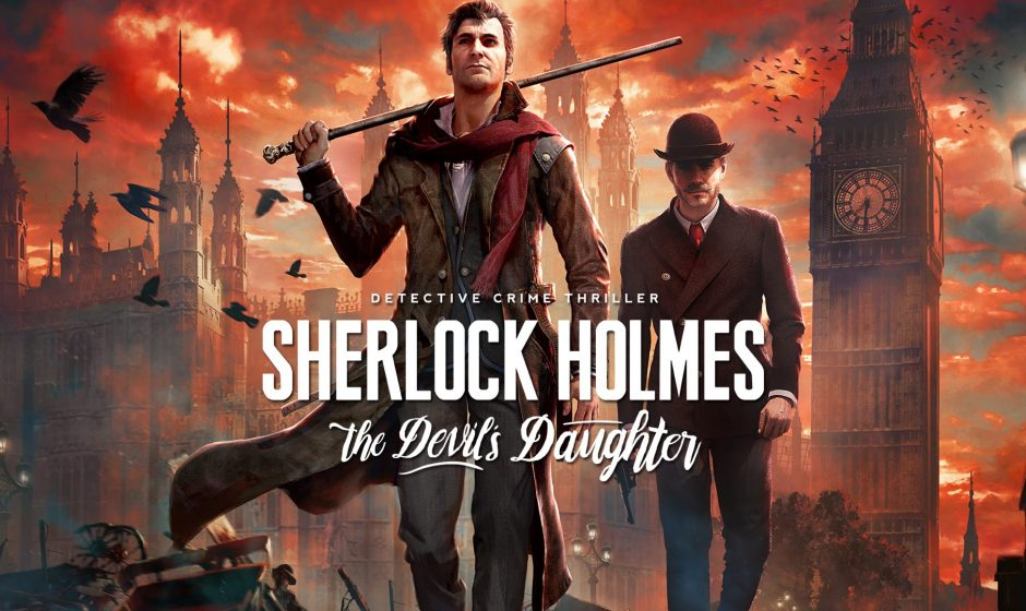 TEST | Sherlock Holmes: The Devil's Daughter sur PS4