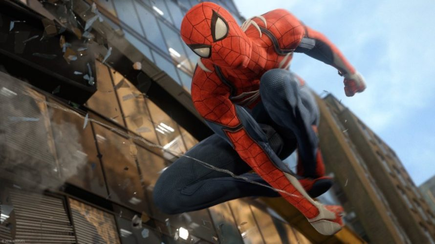 Spiderman PS4 se montrera à la PlayStation Experience