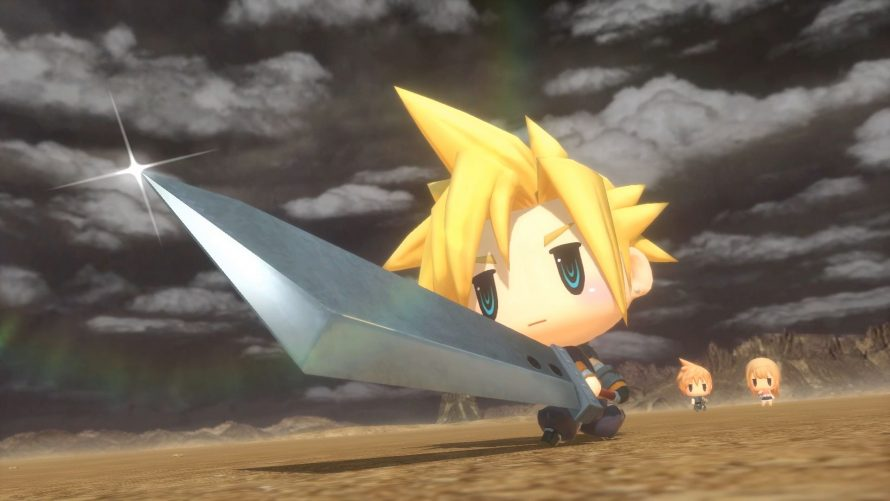 Des screenshots à la pelle pour World of Final Fantasy