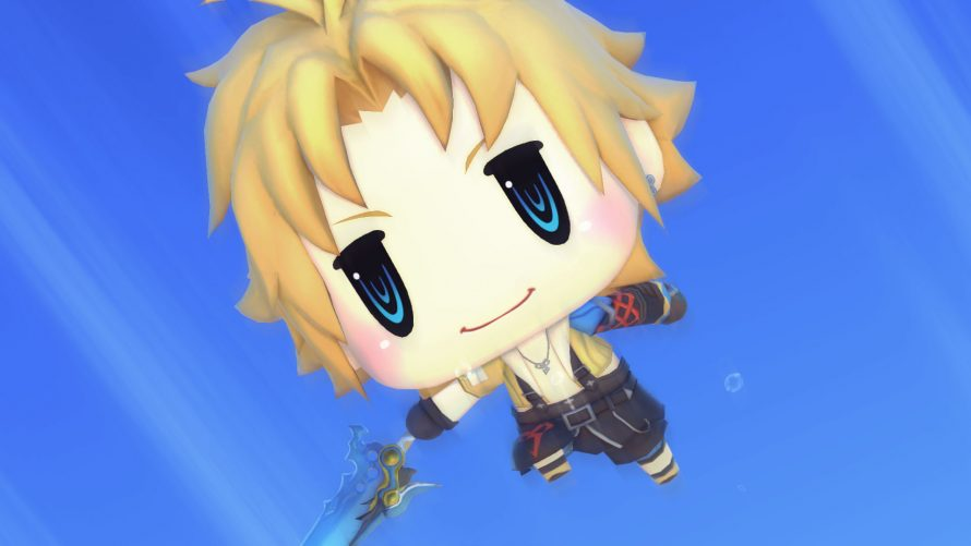 World of Final Fantasy : Un court trailer japonais