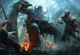 Le troll de feu arrive dans God of War