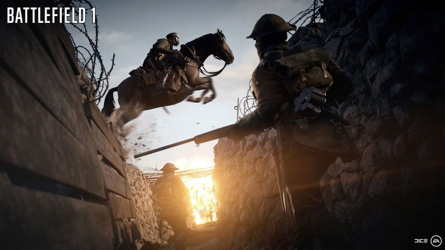 Battlefield 1 : Comparatif PS4 vs Xbox One vs PC