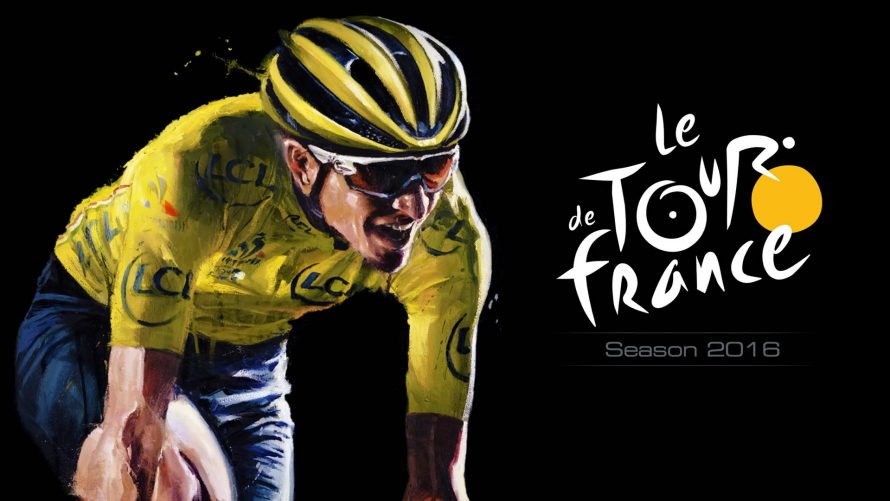 TEST Tour de France 2016 sur PS4