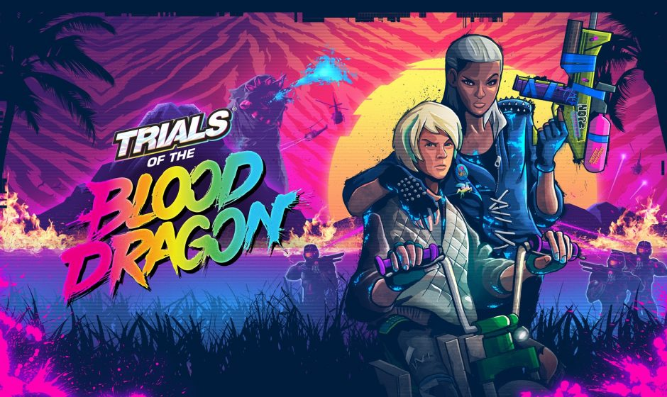 TEST | Trials of the Blood Dragon sur PS4